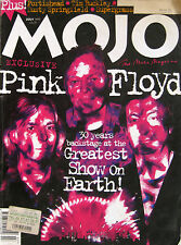 MOJO 20 1995 Pink Floyd Rolling Stones Tim Buckley Dusty Springfield Supergrass