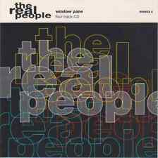 The Real People 'Window Pane' 4-track CD single, 1991 on Sony (Chris Griffiths)