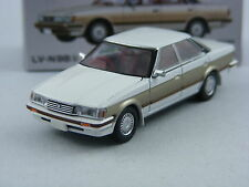 Toyota MarkII HT Grande in weiss-gold,Tomica Tomytec Lim.Vint. Neo LV-N98b,1/64