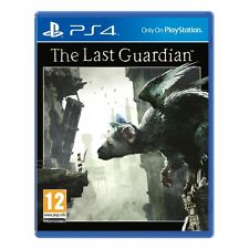 The Last Guardian PS4 Game Brand New