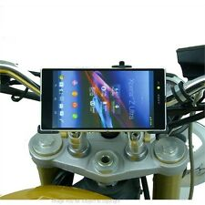 Dedicated PRO Fit Motorcycle Bike Handlebar Mount for Sony Xperia Z Ultra