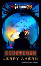 The Survivalist #26 Countdown by Jerry Ahern (2014, Paperback)