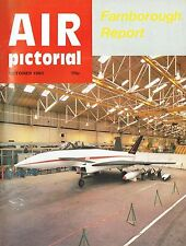 AIR PICTORIAL OCT 82: BAF DRAGON TRAINER/ SHACKLETON SORTIE/ NATO AIR DEFENCE