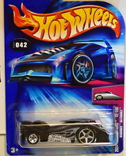 HOT WHEELS 2004 FIRST EDITIONS 42/100 HARDNOZE BATMOBILE #042