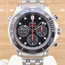 Omega Seamaster Diver Chronograph 212.30.44.50.01.001 - Unworn w/ Box & Papers
