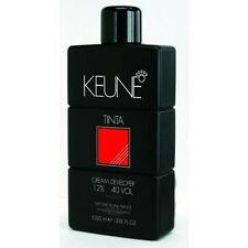 Keune-Tinta Developer Cream 12% 1 liter 33.8 oz  FREE SHIPPING WORLDWIDE