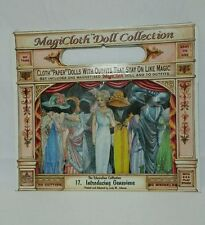 "MagiCloth Doll Collection -The Edwardian Collection ""Introducing Genevieve"" 1995"