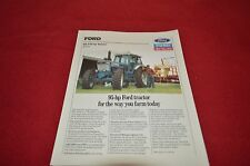 Ford 95HP 8210 Tractor Dealers Brochure MISC