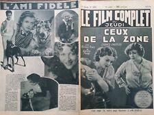 """LE FILM COMPLET 1934 N 1531  """"CEUX DE LA ZONE """"avec SPENCER TRACY- LORETTA YOUNG"""