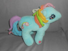 "2003 Modern My Little Pony -  RAINBOW DASH - 8"" Plush Toy - (1S)"