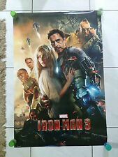 OFFICIAL Iron Man 3 Movie Poster [Pyramid International]
