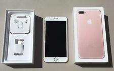 Apple iPhone 7 PLUS 256GB Rose Gold AT&T in Box with all original accessories