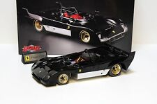 1:18 GMP FERRARI 312 P Prototype BLACK * Limited 750 * New in Premium MODELCARS