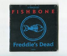 Fishbone SEALED (!) 3-INCH-cd-maxi FREDDIE'S DEAD 1988 Rock Ska 4-track CDFSH 1