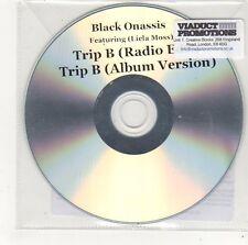 (FF82) Black Onassis Feat. Liela Moss, Trip B - DJ CD