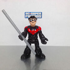 Imaginext DC Super Friends RED NIGHTWING figure from Series 1 Blind Bag sealed