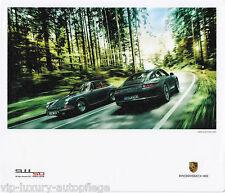 Porsche 911 50 Jahre Edition Mousepad 19,5 x 24,cm Maus Pad Mouse Pad Mousepad
