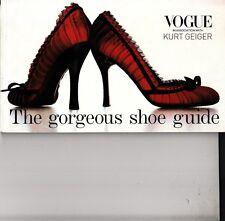 Vogue The Gorgeous Shoe Guide Kurt Geiger 2004 Fashion Catalog