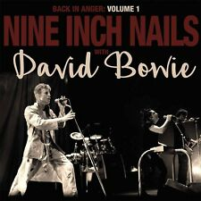 Nine Pouces Nails / David Bowie - Rétro En Anger 1 (Ltd Noir 2LP Vinyle)