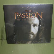 Songs inspired by THE PASSION OF THE CHRIST Mel Gibson Film NEW CD 2004