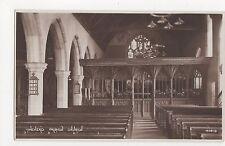 Minehead Parish Church RP Postcard, A850