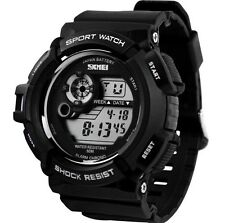G-Style Men's Water Resistant Shock LED Sports Watches