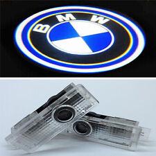 2x LED 3D LOGO Projektor Shadow Gost Einstiegbeleuchtung Türlicht Leucht für BMW