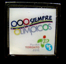 TORONTO 2015 Pan Am Olympic Games Limited VENEZUELA delegation staff team pin