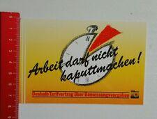 Aufkleber/Sticker: Deutsche Postgewerkschaft (100816179)