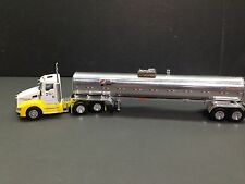 HO 1/87 TNS # 60153 Kenworth T-660 Day Cab w/Tank Trailer - Vernon Transport