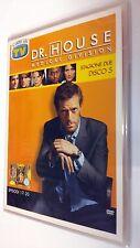 Dr. House Medical Division DVD Serie Televisiva Stagione 2 Volume 5 - Episodi 4