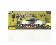 World Peacekeepers Army Main Battle Tank Military Figures plus Accessories New