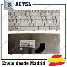 TECLADO ESPAÑOL COMPATIBLE PACKARD BELL Netbook dot DOTS-C-261G32nkk BLANCO