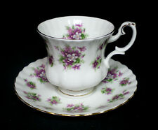 ROYAL ALBERT Sweet Violets Kaffeetasse + Untertasse 2 tlg.