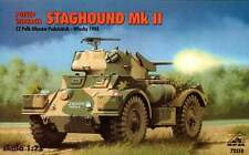 STAGHOUND Mk II ARMOURED CAR (POLISH ARMY MKGS) 1/72 RPM panzer