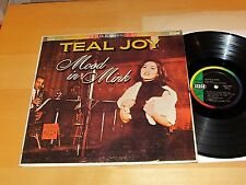 Female Vocal TEAL JOY Mood In Mink SEECO JAZZ SERIES Stereo