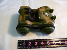 "Plastic Hong Kong ""T 20"" US Army Jeep 818 BATTERY OPERATED"