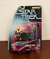 1998 STAR TREK VOYAGER SEVEN OF NINE BORG JERI RYAN ACTION FIGURE MOC