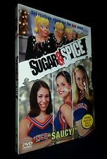 Sugar & Spice (DVD 2001) Mint Disc•No Scratches!•USA•Out-of-Print
