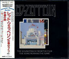 LED ZEPPELIN The Song Remains Same JAPAN Early Press 2 CD 1989 W/Obi 32p2