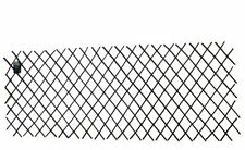 Master Garden Products Willow Expandable Trellis Fence, 36 by 72-Inch...NEW
