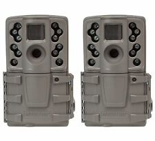 (2) Moultrie Low Glow 12 MP Mini A20 Long Range Infrared Game Cameras | A-20