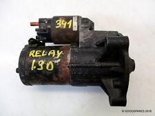 Starter Motor-Mot20871-01 Citroen  Relay SWB Bus 1.9D-ref.341