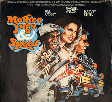"DIVERS SOUL POP ""MOTHER, JUGS & SPEED"" B.O. FILM LP 1976 BILL COSBY, R. WELCH"
