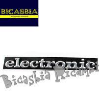 7241 - TARGHETTA ELECTRONIC MASCHERINA ANTERIORE PIAGGIO 50 SI CIAO FL