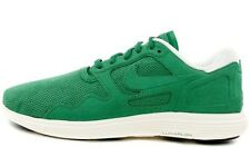 NEW Mens Nike Lunar Flow SIZE 8 PINE GREEN WHITE Sneakers Shoes Running Lunarlon