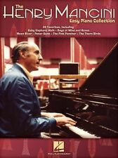 Henry Mancini EASY PIANO Collection Play PINK PANTHER Beginner Music Book