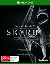 The Elder Scrolls V Skyrim Special Edition  - Xbox One game - BRAND NEW