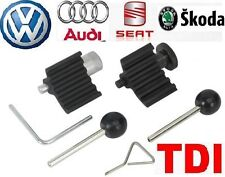 Audi A3 1.6 1.9 2.0 TDI PD Diesel Engine Crank Crankshaft Timing Lock Tool Set