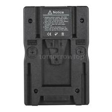 F2-BP V Mount Battery Adapter Plate for Sony NP-F970 F750 F550 Canon 5D2/3 X8Q1